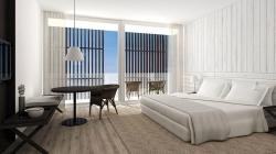Arredo bagno moderno: il MarePineta Resort sceglie la serie Spillo Up di FIMA Carlo Frattini