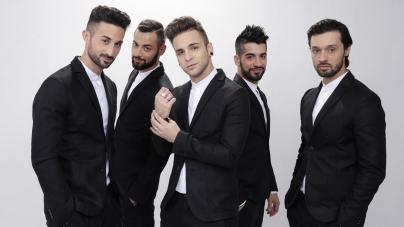 I Dear Jack e Obvious Basic, insieme sul palco di Sanremo