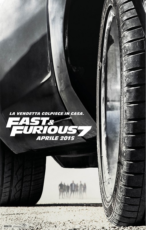 Fast and Furious 7 cast completo