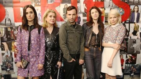 Louis Vuitton Series 2: il party con Catherine Deneuve, Jennifer Connelly e Michelle Williams