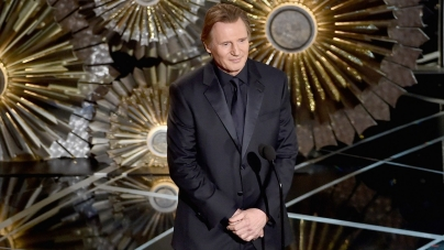 Oscar 2015 red carpet Armani: Naomi Watts, Liam Neeson e Sean Penn