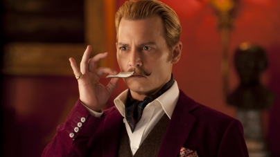 Mortdecai film 2015 Johnny Depp: la recensione, un tripudio di riso incontrollato
