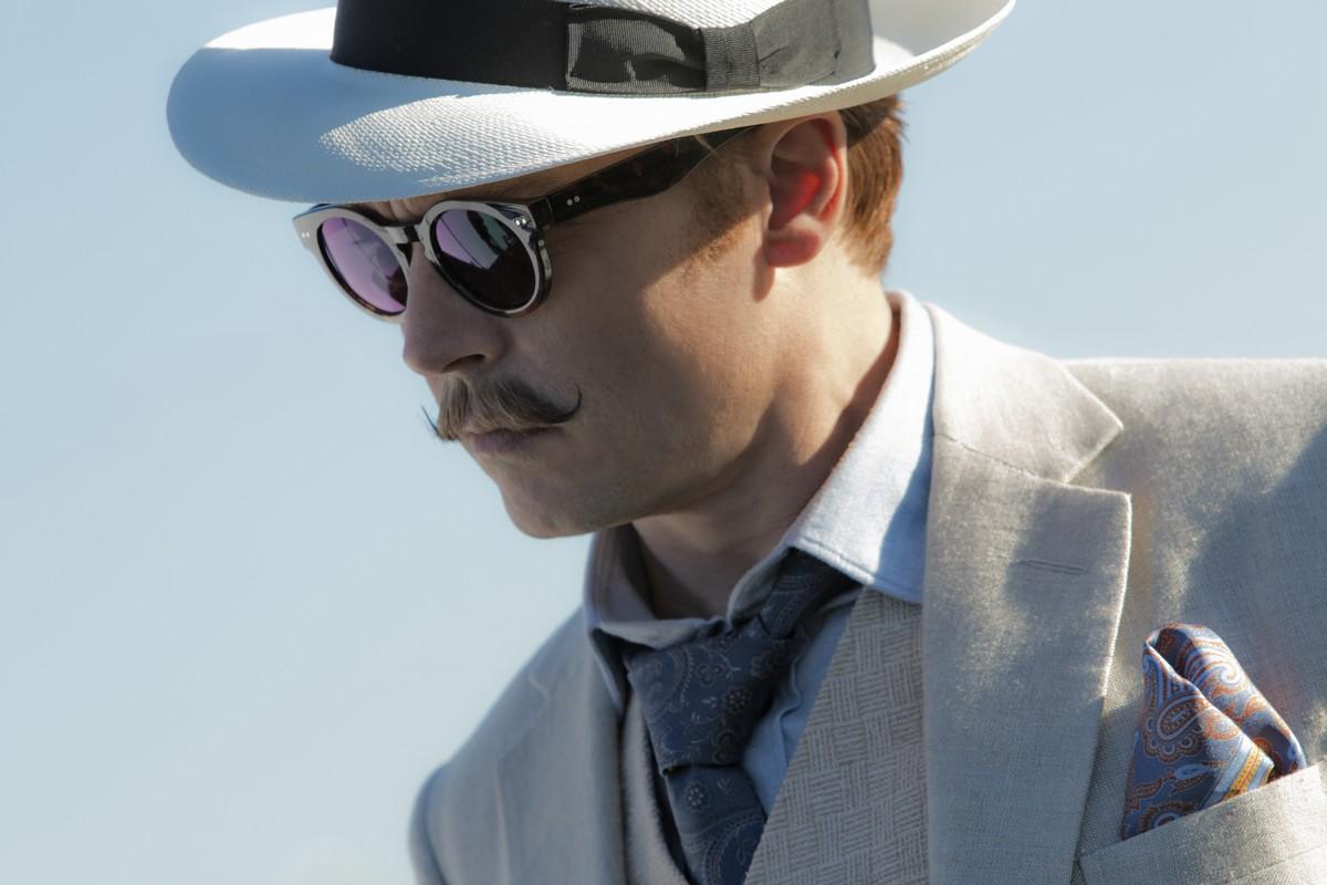 Mortdecai film 2015 Johnny Depp