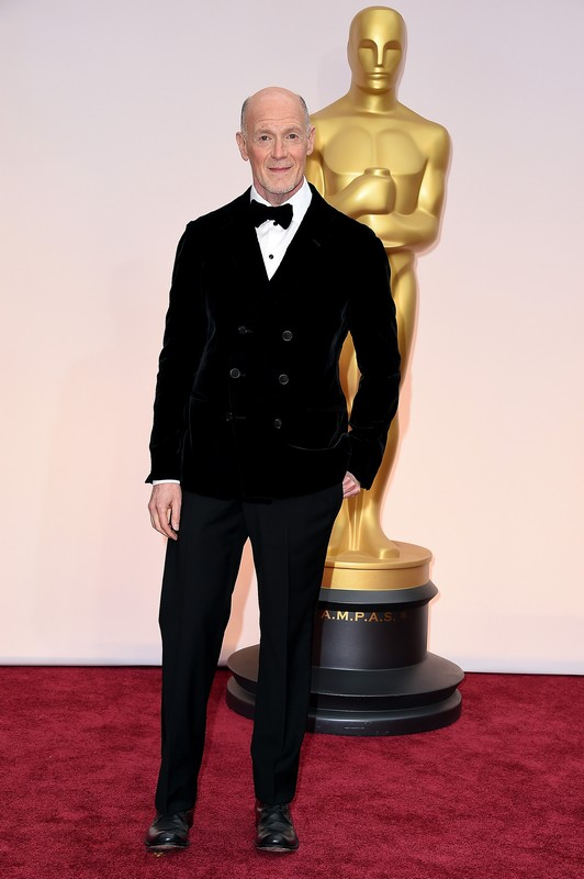 Oscar 2015 red carpet Armani