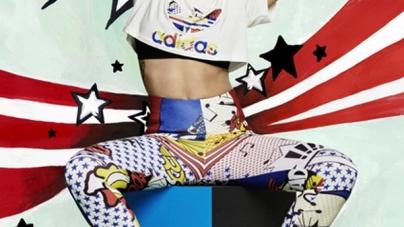 adidas Originals Rita Ora: la nuova capsule collection per la primavera estate 2015