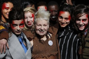vivienne westwodd red label 2015 london fashion week