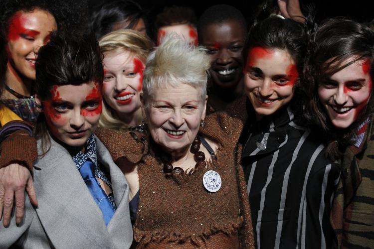 Vivienne Westwood Red Label 2015: la sfilata a Londra