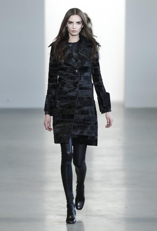 Calvin Klein collezione autunno inverno 2015 2016