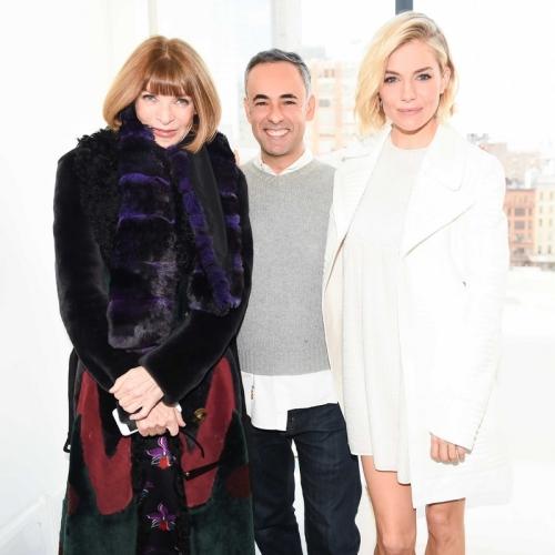 Calvin Klein collezione autunno inverno 2015 2016: la sfilata a New York, le foto