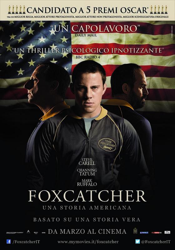Foxcatcher una storia americana