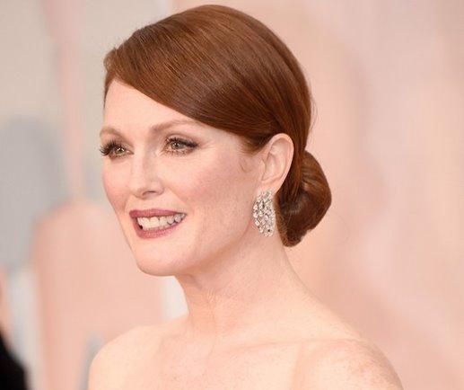Oscar 2015 red carpet: i gioielli Chopard per Julianne Moore, Eddie Redmayne e Marion Cotillard