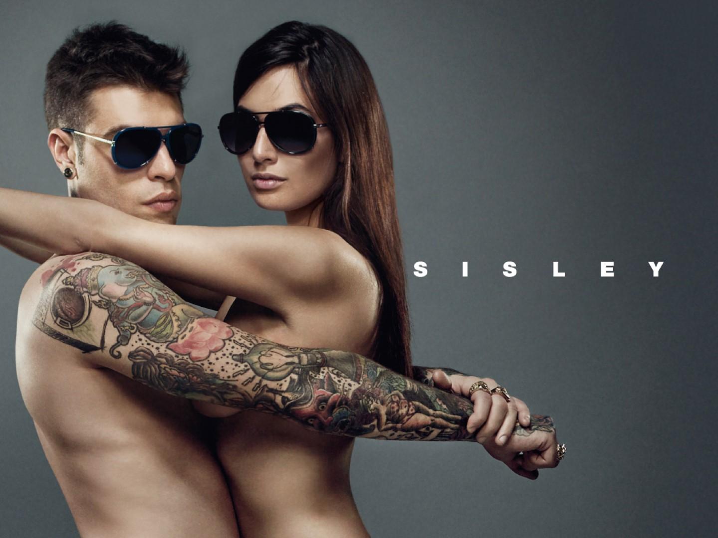 Sisley occhiali primavera estate 2015