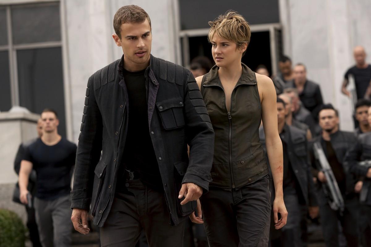 Insurgent recensione film 2015