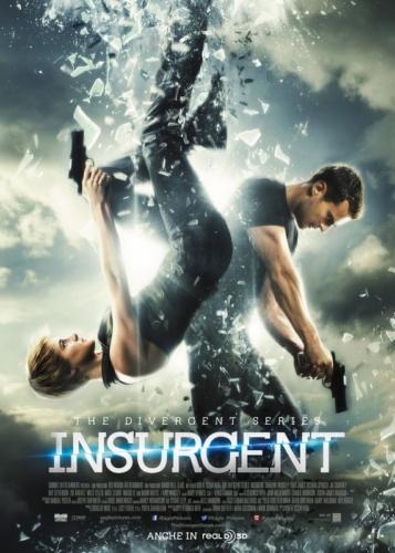 Insurgent, la recensione del secondo capitolo della saga