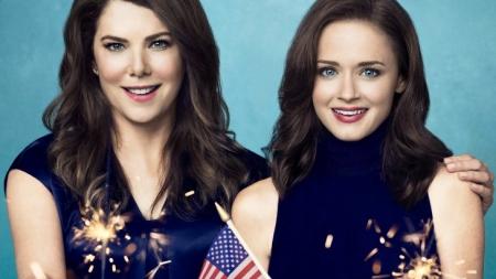 Una mamma per amica Netflix: i poster della nuova stagione