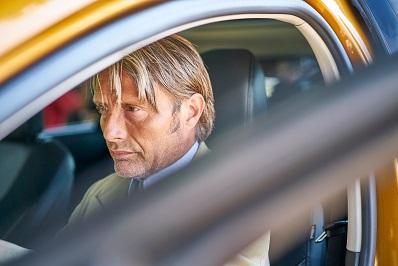 Ford Edge 2016 spot: il corto Le Fantôme con Mads Mikkelsen
