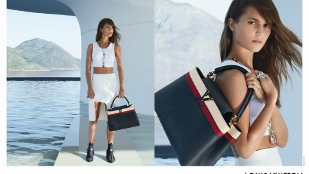 Louis Vuitton campagna Cruise 2017: Alicia Vikander interpreta lo Spirit of Travel