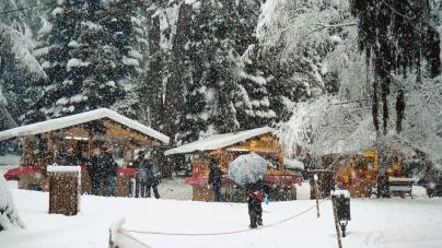Mercatini di Natale 2016: la magica atmosfera del Grand hotel Imperial di Levico Terme