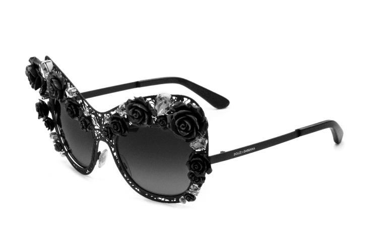 Dolce&Gabbana occhiali da sole e da vista 2016: la speciale collezione Flowers Lace
