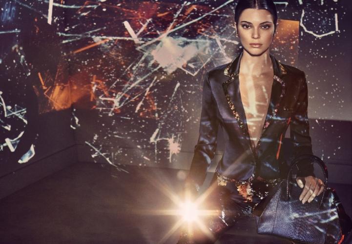 La Perla campagna pubblicitaria primavera estate 2017: testimonial Kendall Jenner, Isabeli Fontana e Liu Wen
