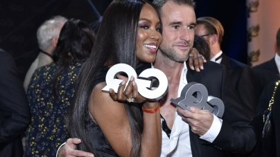 GQ Men of the Year Berlino 2016: Philipp Plein premiato da Naomi Campbell