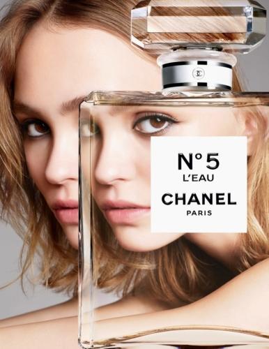 Chanel N°5 l'EAU pubblicità: il film della nuova fragranza con protagonista Lily-Rose Depp
