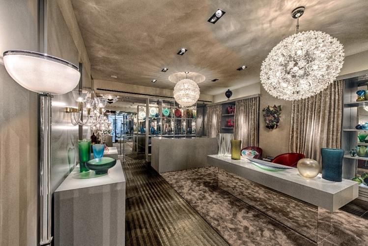 Venini Milano via Montenapoleone: inaugurata la nuova boutique