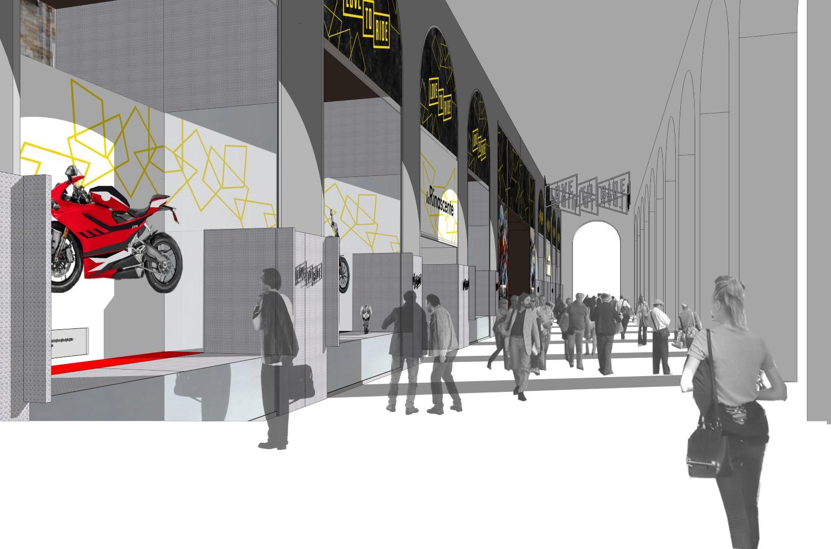 La Rinascente Milano Love to Ride