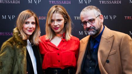 Trussardi gioielli MVP: il party a Roma con Gaia Trussardi