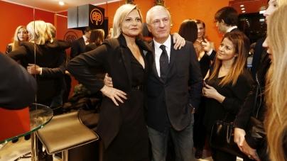 Alfieri & St.John Milano: la nuova boutique e il party con Simona Ventura, Alena Seredova e Giorgia Palmas