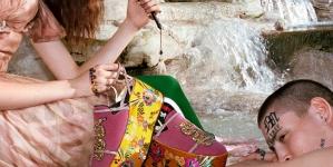 Gucci campagna pubblicitaria primavera estate 2017: l'universo eccentrico e surreale