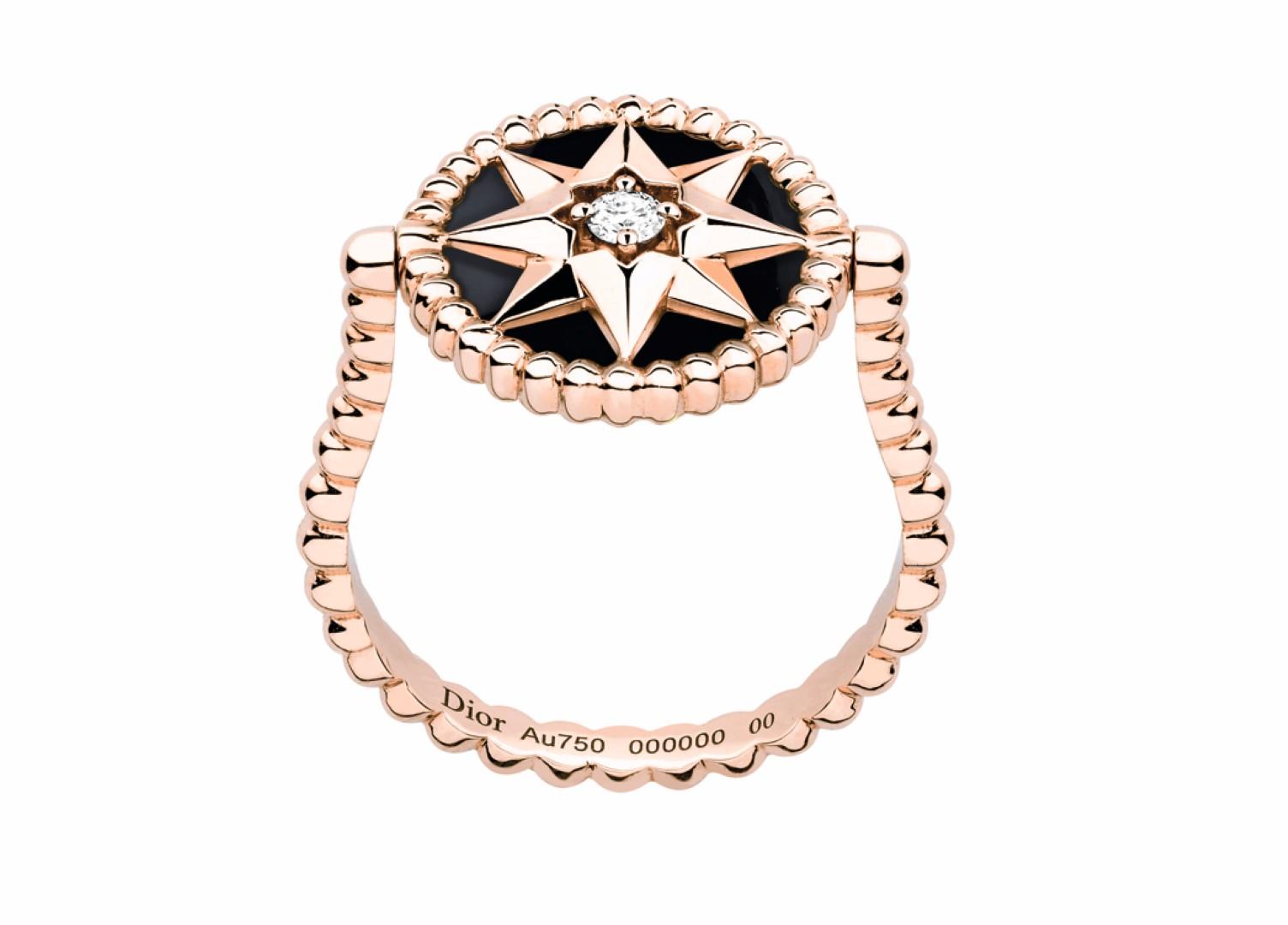 vasta selezione di 2fe26 3a605 Dior gioielli 2016: la collezione Rose des vents, il nuovo ...
