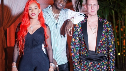 Art Basel Miami Beach 2016: il party di Moschino con Courtney Love, Rose McGowan e Jeremy Scott