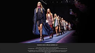 Versace sito ufficiale: il restyling e la nuova shopping experience