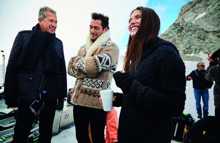 Dolce&Gabbana Light Blue profumo: la nuova campagna con Bianca Balti e David Gandy