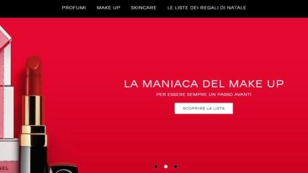 Chanel shopping online: al via l'e-commerce experience