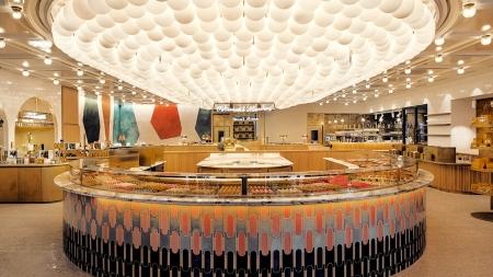 86 Champs Elysées: il nuovo concept store di L'Occitane e Pierre Hermé