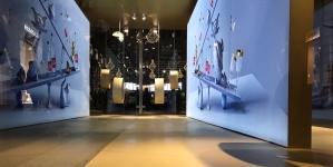 Buzzi & Buzzi illuminazione: il progetto Valverde in via Montenapoleone