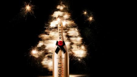 Capodanno 2018 idee originali: il brindisi con le bollicine di Moët & Chandon