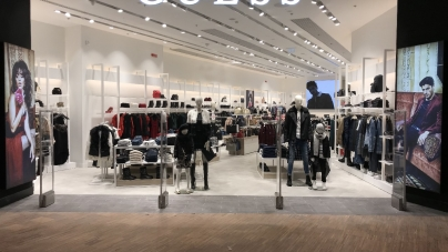 Citylife Shopping District negozi: apre la nuova boutique Guess