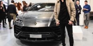 Automobili Lamborghini collezione uomo autunno inverno 2018 2019: i capi Tailor Tech
