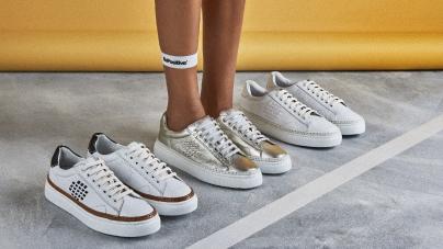 BePositive collezione primavera estate 2018: le sneakers glam e tech