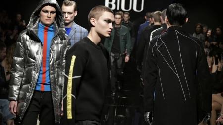 Tendenze moda uomo autunno inverno 2018 2019: il nuovo orientale firmato BIUU