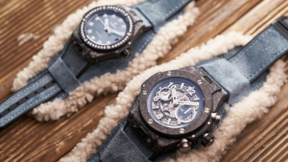 Hublot Big Bang Alps: le due nuove serie in limited edition presentate a Courchevel