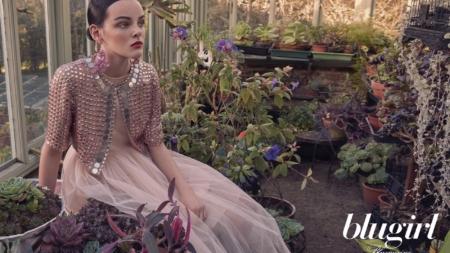 Blugirl campagna primavera estate 2018: femininity-à-porter