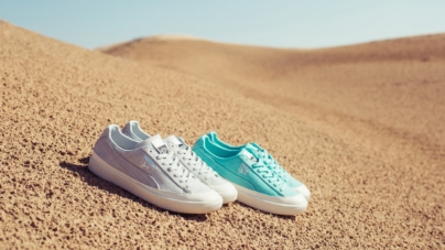 Puma x Diamond Supply CO. primavera estate 2018: il mondo skate incontra l'heritage