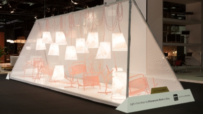 IMM Cologne 2018 Emu: vince il primo premio per l'installazione Light of the Abyss