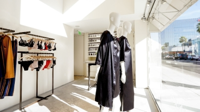 Hanro Beverly Hills: la nuova boutique in California