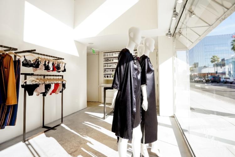 Hanro Beverly Hills: la nuova boutique in California
