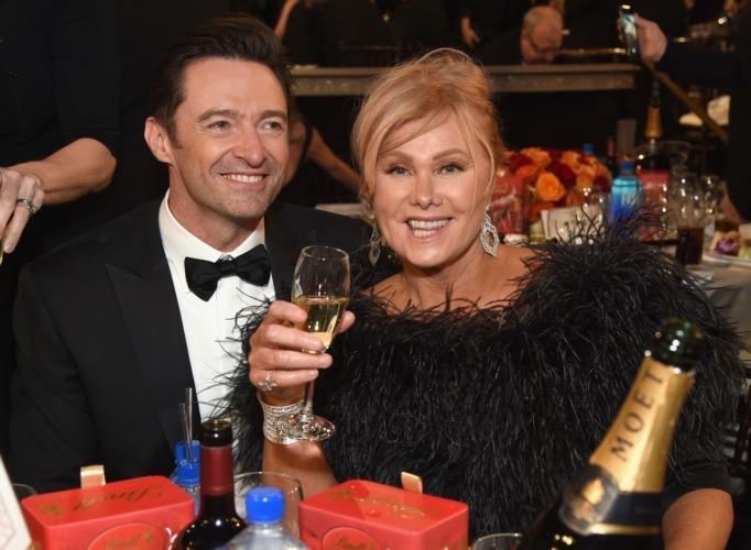Golden Globe Awards 2018 Moët & Chandon: le bollicine sul red carpet con le star